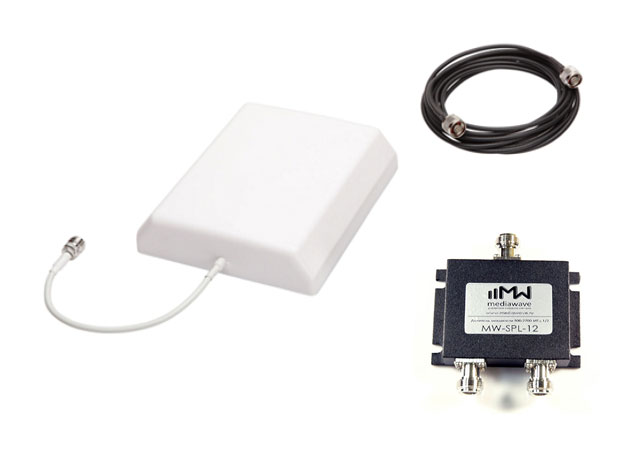 Антенные комплекты сотового сигнала GSM/3G/4G-LTE