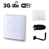 Комплекты усиления 3G/4G интернет
