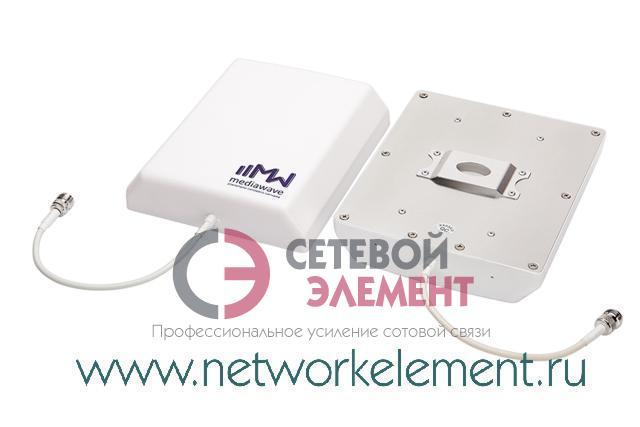 Антенна 800-2700 МГц GSM/3G/4G-LTE - MediaWave MWA-827-PO9