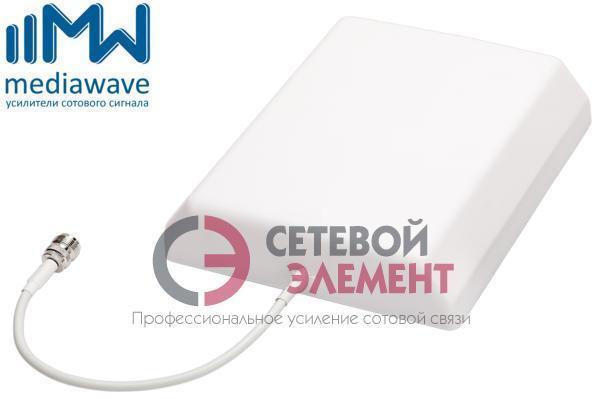 Антенна 800-2700 МГц GSM/3G/4G-LTE - MediaWave MWA-827-PI9