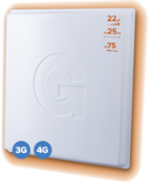 Антенна 1800-2700 МГц 3G/4G-LTE - Gellan Fullband-22
