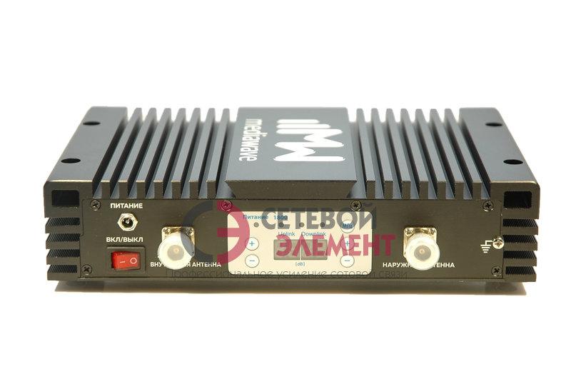 Репитер 1800 МГц - GSM/4G-LTE - MediaWave MWS-D-BM30