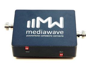 Репитер 900/1800 МГц E-GSM/3G900/4G-LTE - MediaWave MWD-EGD-B23