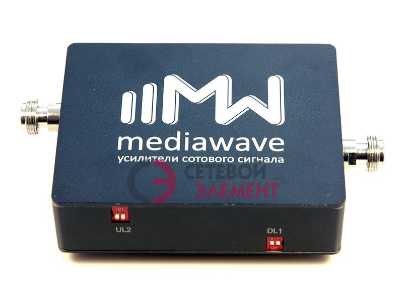 Репитер 900/2100 МГц E-GSM/3G - MediaWave MWD-EGW-B23
