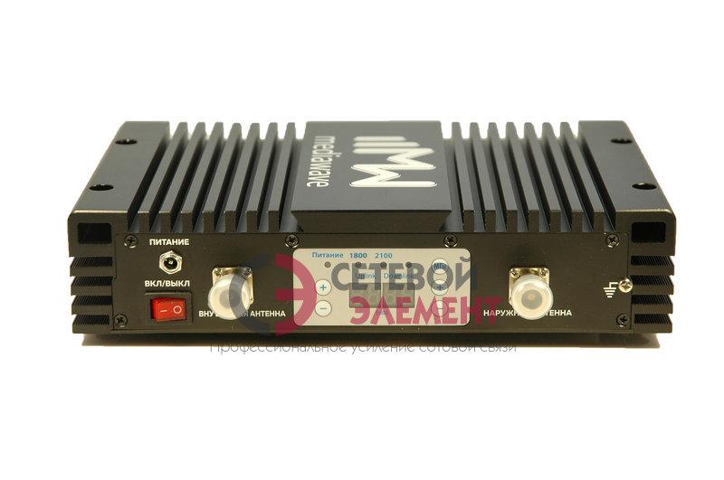 Репитер 2100/2600 МГц 3G/4G-LTE - MediaWave MWD-WL-BM23