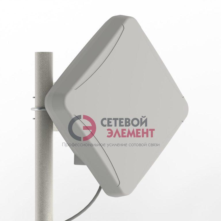 Антенна 1800-2700 МГц 3G/4G-LTE - Антэкс Petra MIMO 2x2 UNIBOX