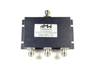 Делитель мощности на 3 выхода - 800-2700 МГц - MediaWave MW-SPL-13