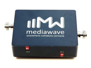 Репитер 1800/2100 МГц GSM/3G/4G-LTE - MediaWave MWD-DW-B23