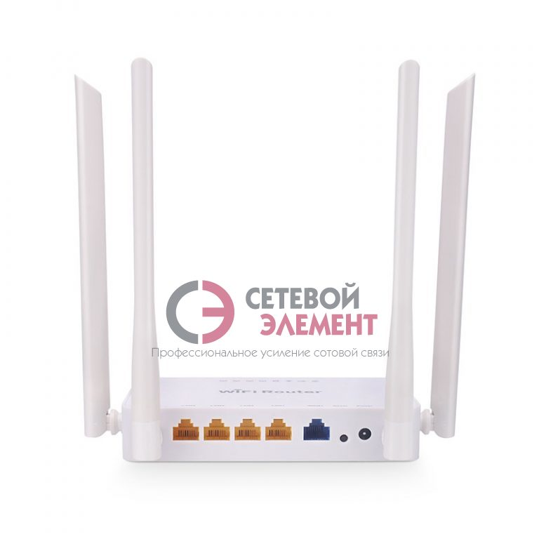 WiFi роутер ZBT WE1626 (USB, 3G/4G)
