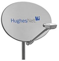 Спутниковый Интернет Ямал-402 и Ямал-401 - HUGHES