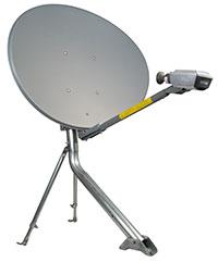 Спутниковый Интернет Экспресс-АМ6 - HUGHES Jupiter Стандарт 1